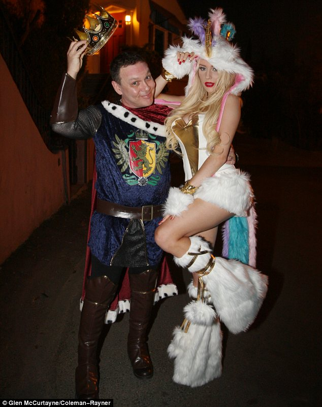 Courtney_Stodden_unicorn_halloween2