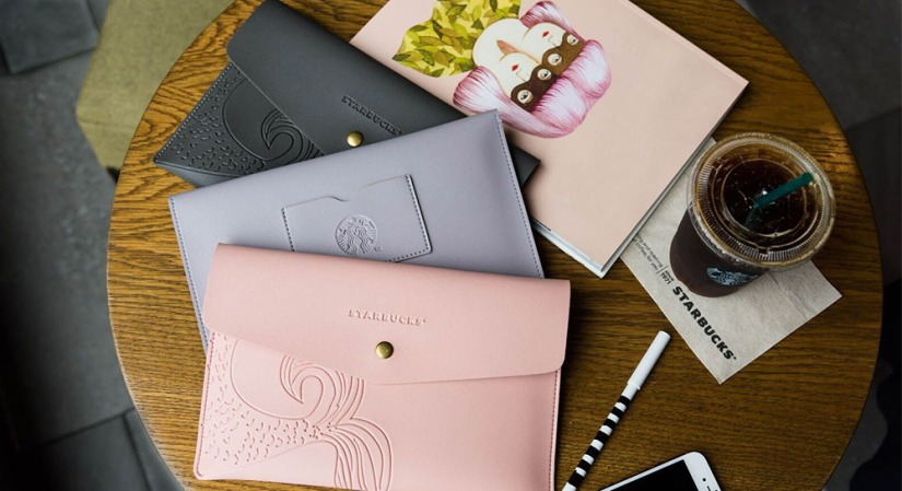 Starbucks has launched a new Siren TailClutch