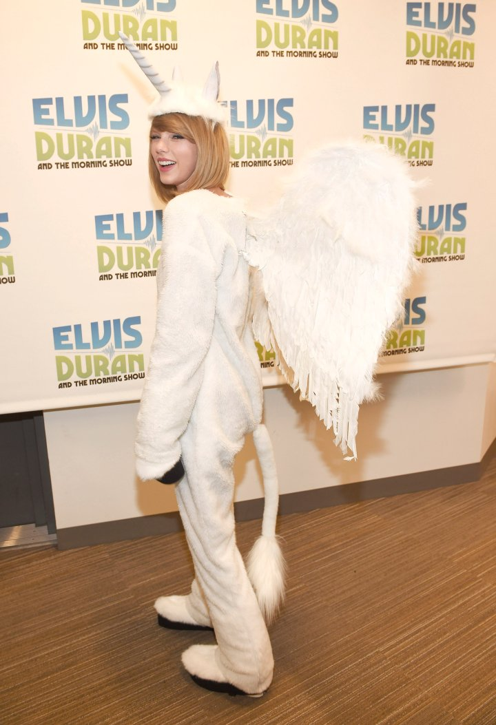 "Taylor Swift Visits ""The Elvis Duran Z100 Morning Show"""