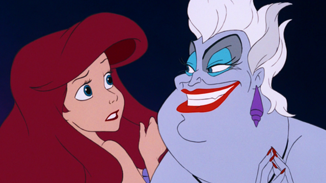 20 thoughts I had when watching The Little Mermaid 20 yearslater